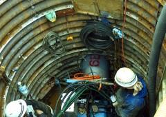 小口径管推進工法