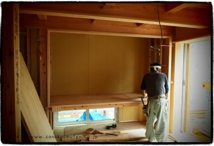 和室造作-八千代緑が丘の家