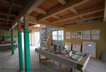 構造見学会-馬込町の家