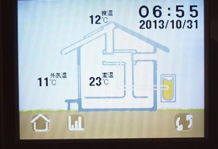 2013.10.31 「OMソーラーの家 体感レポート」