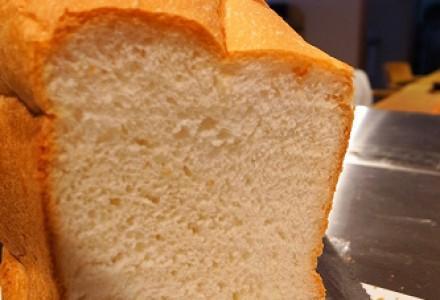 パンでお目覚め