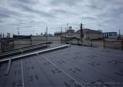 屋根の葺き替え @市川