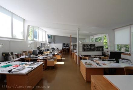 北欧建築ツアー ②アアルトのアトリエ