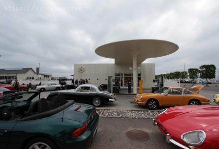 北欧建築ツアー2017 ⑩旧テキサコ・ガソリンスタンド