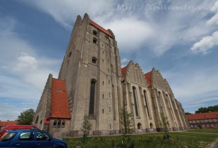 北欧建築ツアー2017 ⑮グルトトヴィークス教会