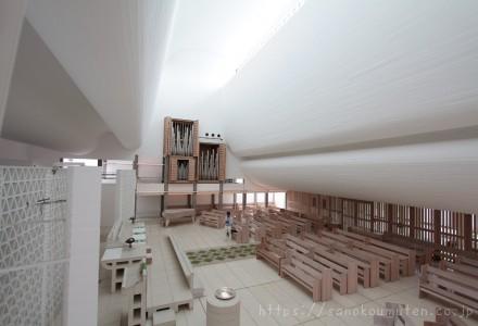北欧建築ツアー2017 ⑯バウスベア教会