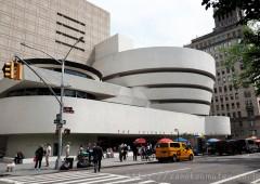 アメリカ建築ツアー2018 ⑩グッゲンハイム美術館