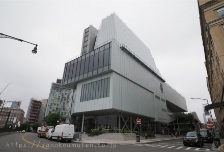 アメリカ建築ツアー2018 ⑫ホイットニー美術館