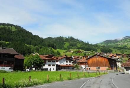 スイス・フランス建築旅行記2019 ①ルッツ邸