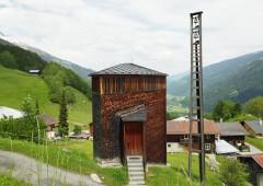 スイス・フランス建築旅行記2019 ③聖ベネディクト教会