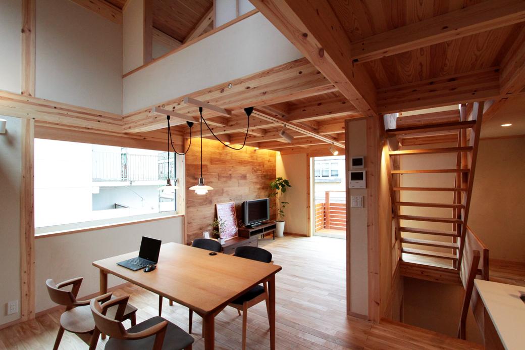 6m角の家